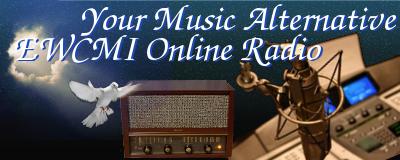 EWCMI Online Radio small banner